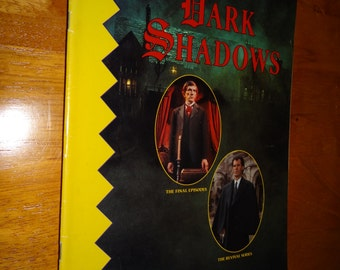 Dark Shadows 1993 catalogue MPI