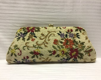 Tapestry Clutch Purse, Free US shipping
