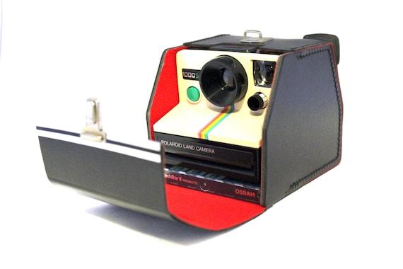 polaroid land kamera gr ne taste 1000se beinhaltet leder. Black Bedroom Furniture Sets. Home Design Ideas