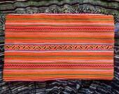 Sapa Hmong Cotton Embroidered Large Purse