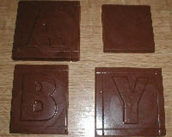 Large Baby Block 3D Assembly  Chocolate Mold
