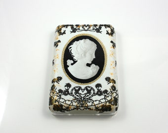 Cameo Vintage iPod Classic Hard Cover Shell Case 80/120/160 GB 6th 7th generation / iPod Touch 5 Hard Case Shell Skin