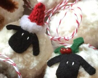 Sheep - Christmas Decorations