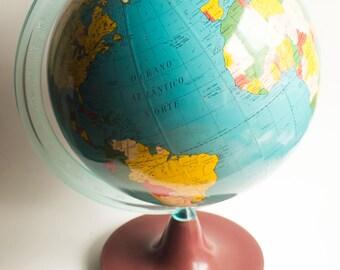 Vintage Globe Dalmau Carles Pla.