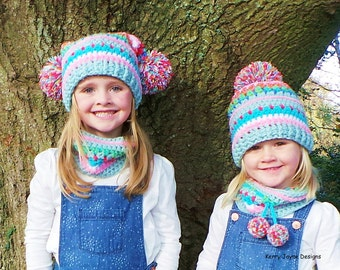 CROCHET HAT Pattern Bonny hat pattern Baby crochet hat pattern Girls crochet hat pattern Babys hat pattern Uk hat Pattern Instant Download