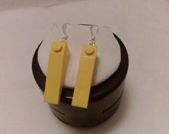 Pendant yellow LEGO