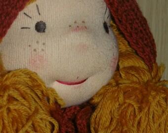 Szepi Dollydoll Waldorf doll