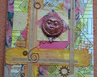 Personal Journal, Altered Books