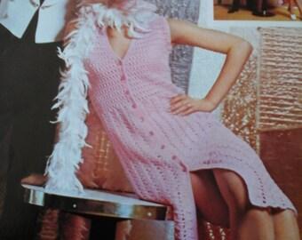 ladies party dress pattern