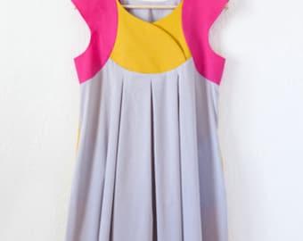 Fawn Lily tunic and dress PDF pattern