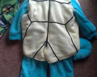 Todler Squirtle Costume