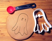Ghost Cookie Cutter Made to order F0173
