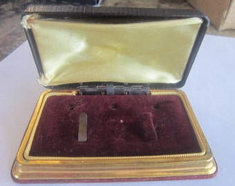 Antique Art Deco Jewel Watch Box