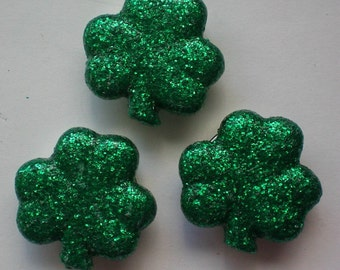 Shamrock St. Patrick's Day Button Covers - 4502