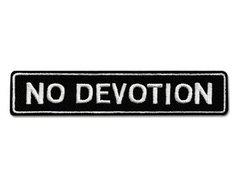 No Devotion Patch