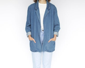 Jean Blazer jacket
