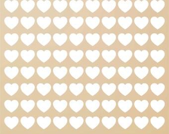 Wedding Guestbook Alternative Hearts