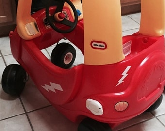 Customizable Cozy Coupe Decals