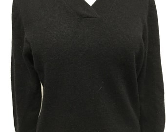 Charter Club 2 ply 100% Cashmere Sweater Large