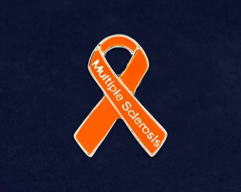 25 Multiple Sclerosis Awareness Pins (25 Pins)  (P-29-5MS)