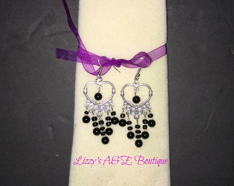 Hand made Bead Earrings