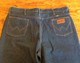 Vintage Wrangler Jeans 38x32