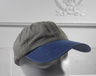 Vintage Denim billed hat