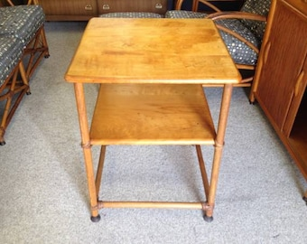 Vintage Heywood Wakefield End Table