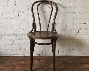 SOLD*** Vintage Bentwood Bistro Chair