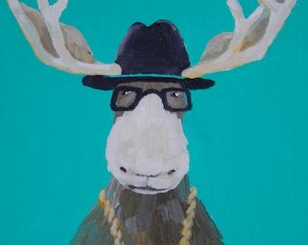 run dmc moose