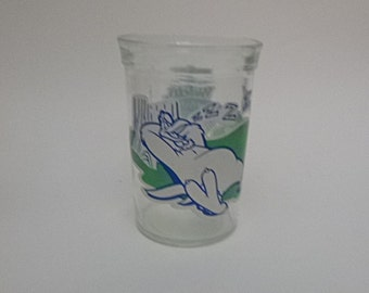 Welches Jelly Glass Foghorn Leghorn Collection 7