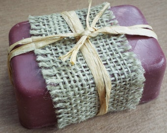 Country Pear Beeswax Soap