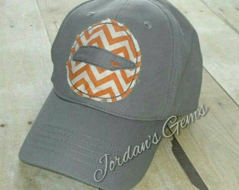 "Tennessee ""Knoxville Love"" Raggy patch hat"