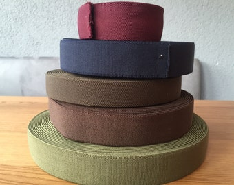 3.5 cm suspender elastic, elastic by the yard, elastic waistband, elastic band