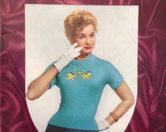 Style Patons & Baldwins (Australia) Limited Knitting Pattern Book