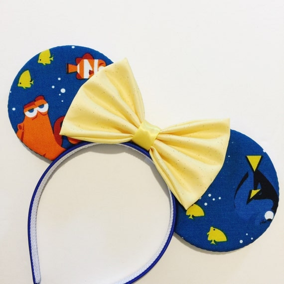 Finding Dory Mouse Ears