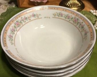 Kentfield & Sawyer Cereal Bowls-Set of 4
