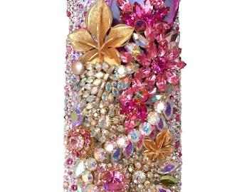 Genuine Swarovski iPhone 6 Plus Case - ANDI