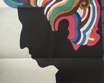 1966 Milton Glaser Poster