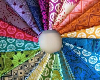 True Colors by Anna Maria Horner for Free Spirit - Precut Fat Quarter Bundle of 20