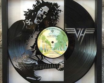 Eddie Van Halen Etsy
