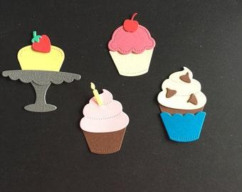Desserts Die Cuts Bundle
