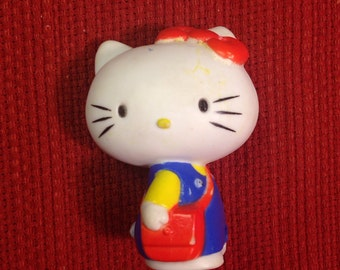 Hello Kitty vintage figurine 80s