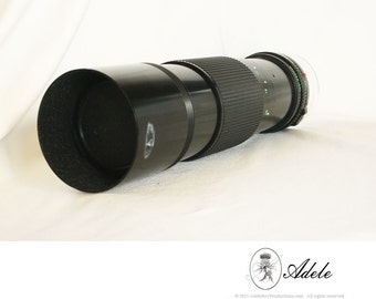CANON Zoom Lens FD 100-200mm 1:5.6