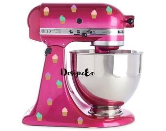 Cupcake Kitchen Aid Mixer Wrap