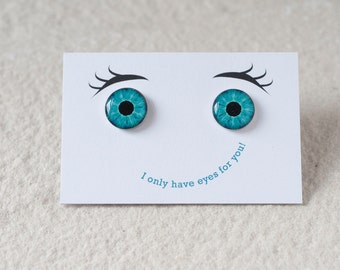 I Only Have Eyes For You Cufflinks