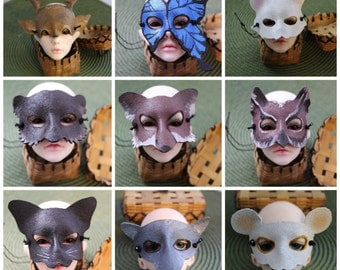 SD Doll Forest Mask