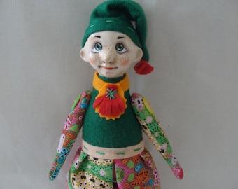 Artist doll, doll, doll, art