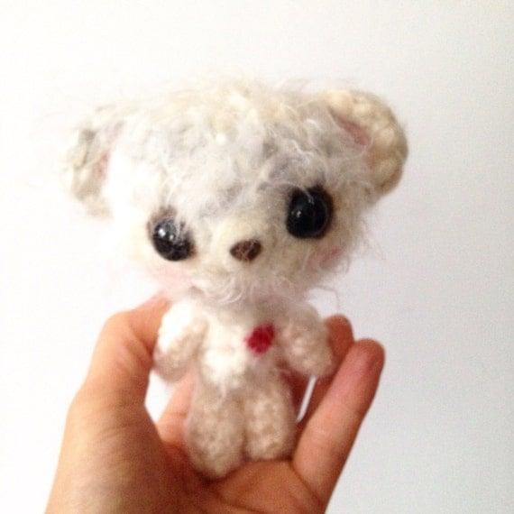 Amigurumi Bear Crochet Bear Crochet Valentines Day Heart