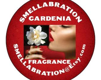 GARDENIA PERFUME Mist  in 5ml atomizer* Boxed* or GARDENIA Roll-On 10ml in Red or Green Glass RollOn*
